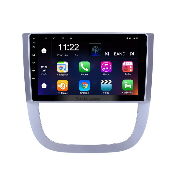 OEM 9 inch Android 10.0 Radio for 2005-2012 Buick FirstLand GL8 Bluetooth WIFI HD Touchscreen GPS Navigation support Carplay DVR Rear camera