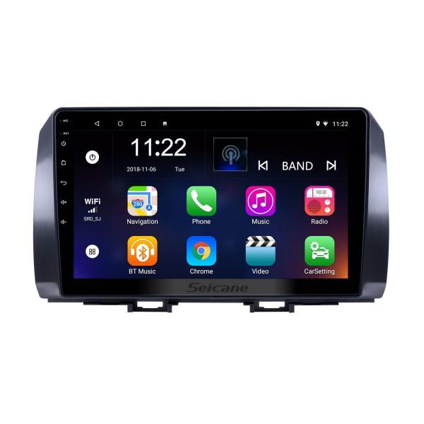 10.1 inch Android 10.0 GPS Navigation Radio for 2006 Toyota B6/2008 Subaru DEX/2005 Daihatsu WO with Touchscreen Bluetooth support Carplay TPMS