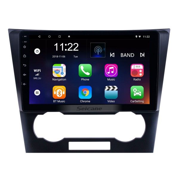 2007-2012 Chevy Chevrolet Epica Android 10.0 HD Touchscreen 9 inch WIFI Bluetooth GPS Navigation Radio support SWC Carplay