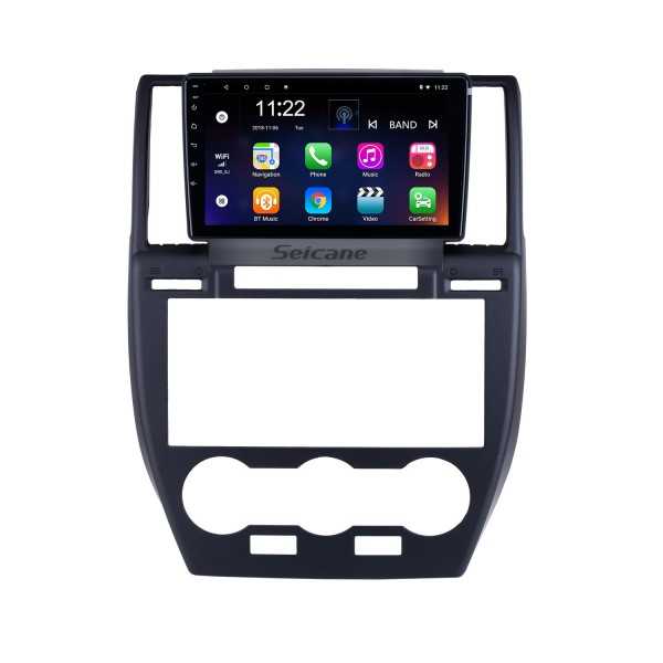 Android 10.0 9 inch for 2007 2008 2009-2012 Land Rover Freelander Radio HD Touchscreen GPS Navigation with Bluetooth support Carplay DVR