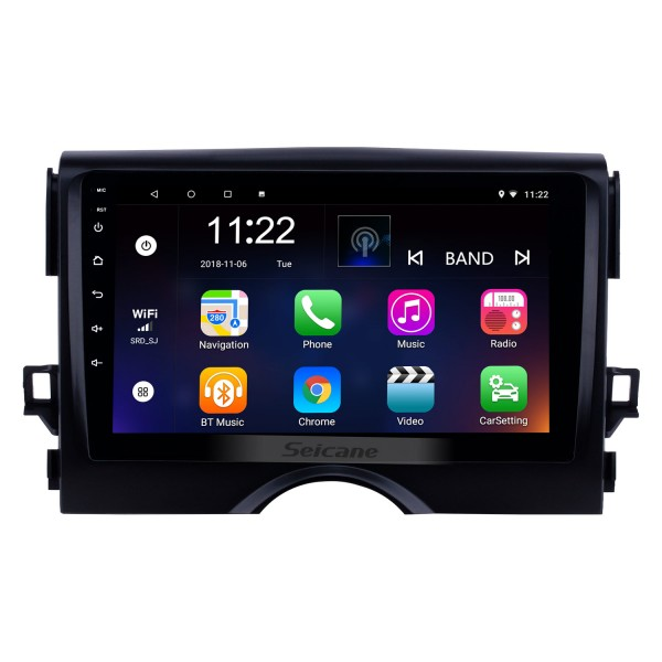 2010-2015 TOYOTA REIZ Mark X 9 inch Android 10.0 HD Touchscreen Bluetooth Radio GPS Navigation Stereo USB AUX support Carplay 3G WIFI Mirror Link