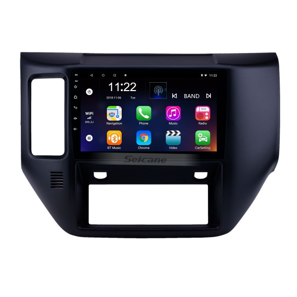 Android 10.0 9 inch HD Touchscreen GPS Navigation Radio for 2011-2015 Nissan Patrol with Bluetooth WIFI support Carplay SWC
