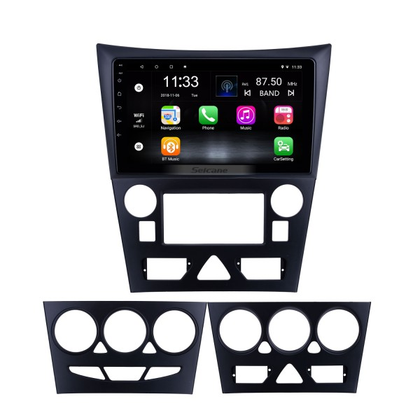HD Touchscreen 9 inch for 2011 2012 2013 2014 Dong Feng Aeolus H30 Radio Android 10.0 GPS Navigation System with Bluetooth support Carplay