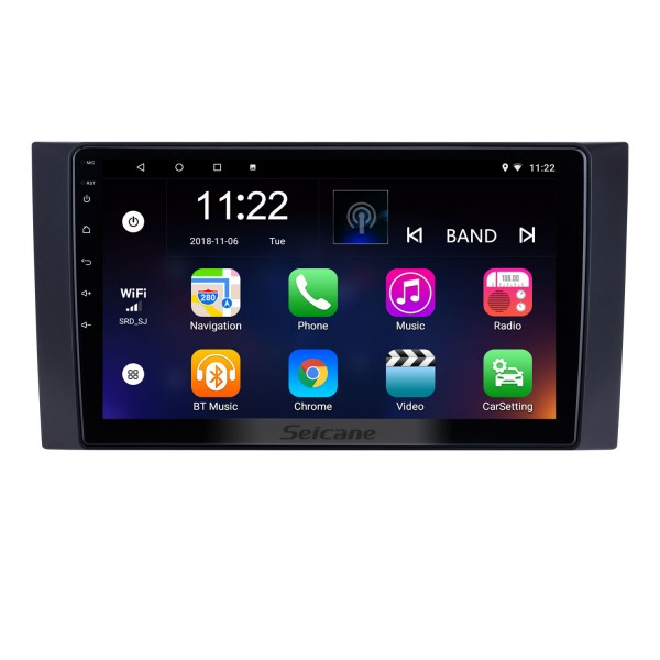 HD Touchscreen 10.1 inch for 2012 2013 2014-2017 Foton Tunland Radio Android 10.0 GPS Navigation System with Bluetooth support Carplay DAB+