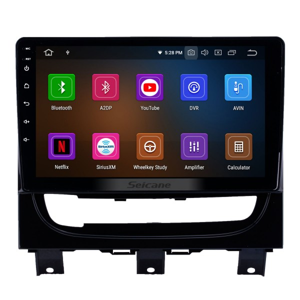 9 inch 2012-2016 Fiat Strada/cdea Android 10.0 HD Touchscreen GPS Nav Radio Bluetooth Carplay support 4G WIFI Steering Wheel Control DVD Player RDS