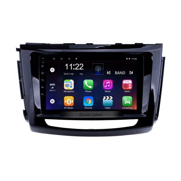 2012-2016 Great Wall Wingle 6 RHD Android 10.0 HD Touchscreen 9 inch AUX Bluetooth WIFI USB GPS Navigation Radio support SWC Carplay