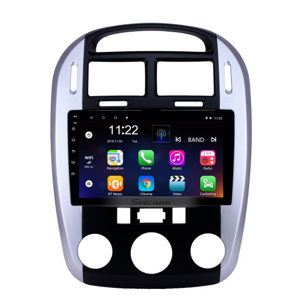 HD Touchscreen 9 inch Android 10.0 GPS Navigation Radio for 2012-2016 Kia Cerato with Bluetooth AUX support DVR Carplay OBD Steering Wheel Control