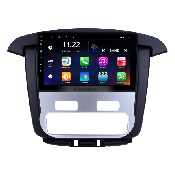 Android 10.0 9 inch Touchscreen GPS Navigation Radio for 2012-2014 Toyota innova Auto A/C with Bluetooth USB WIFI support Carplay SWC Rearview camera