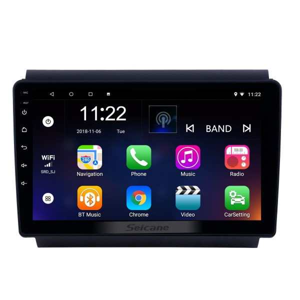 OEM 9 inch Android 10.0 Radio for 2013-2017 Suzuki Wagon R X5 Bluetooth HD Touchscreen GPS Navigation support Carplay Rear camera