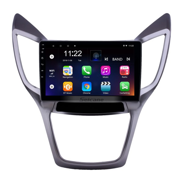 10.1 inch Android 10.0 HD Touchscreen GPS Navigation Radio for 2013-2016 Changan CS75 with Bluetooth WIFI AUX support Carplay SWC Mirror Link