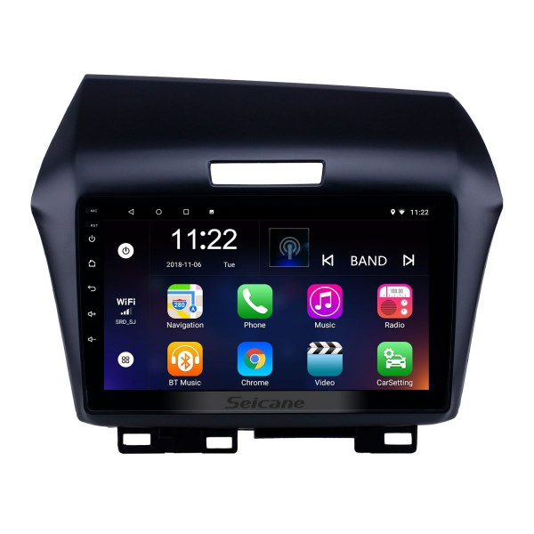 OEM 9 inch Android 10.0 Radio for 2013 Honda Jade Bluetooth WIFI HD Touchscreen GPS Navigation support Carplay Rear camera