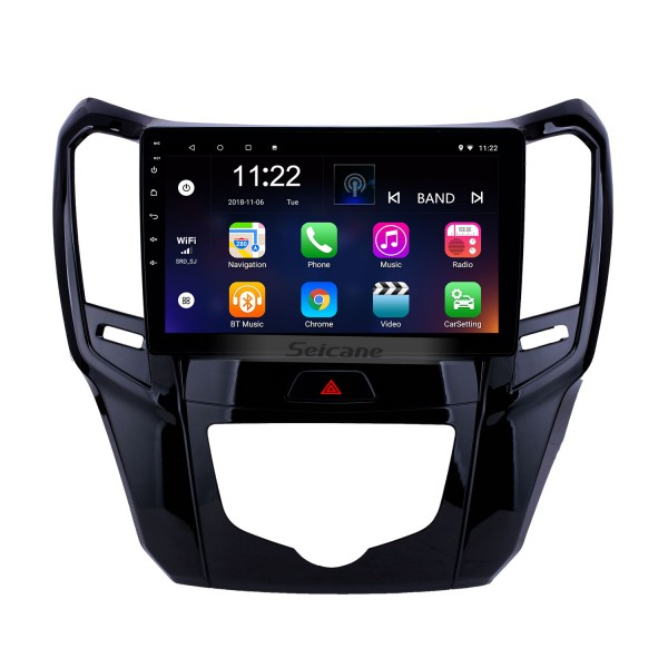 10.1 inch Android 10.0 HD Touchscreen GPS Navigation Radio for 2014 2015 Great Wall M4 with Bluetooth USB WIFI AUX support Carplay TPMS Mirror Link