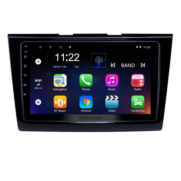 HD Touchscreen 9 inch Android 10.0 GPS Navigation Radio for 2015-2018 Ford Taurus with Bluetooth AUX WIFI support Carplay TPMS DAB+