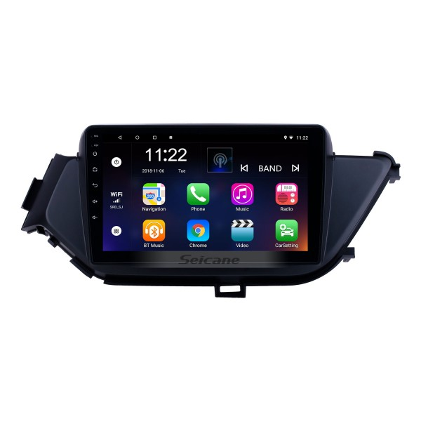 HD Touchscreen 9 inch Android 10.0 GPS Navigation Radio for 2015-2018 Nissan Bluebird with Bluetooth support Carplay DAB+ DVR