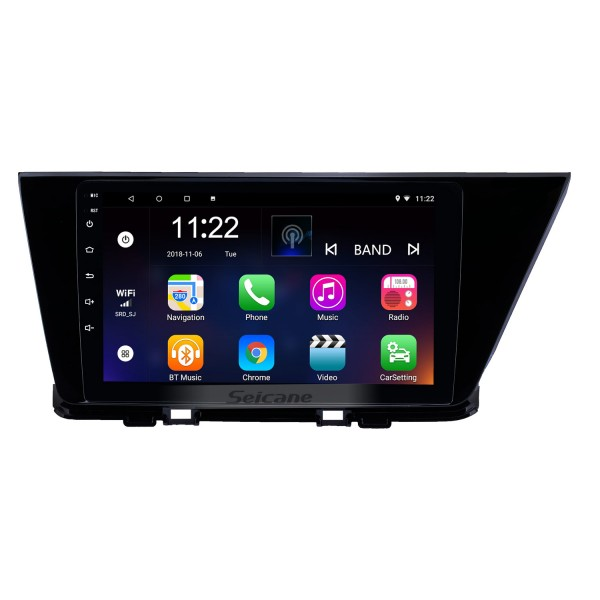 OEM 9 inch Android 10.0 Radio for 2016-2019 Kia Niro Bluetooth Wifi HD Touchscreen GPS Navigation support Carplay DVR OBD Rearview camera