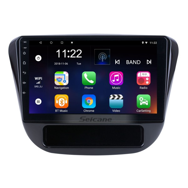 For 2016 Chevy Chevrolet Cavalier Radio 9 inch Android 10.0 HD Touchscreen GPS Navigation System with Bluetooth support Carplay SWC