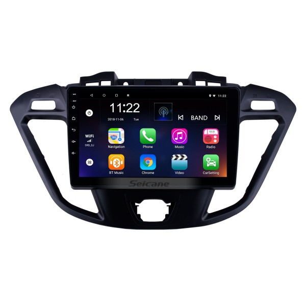OEM HD Touchscreen Radio for 2017 2018 2019 Ford JMC Tourneo High Version 9 inch Android 10.0 Stereo USB Bluetooth support Mirror Link Carplay DVR TPMS
