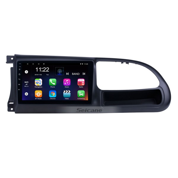 Android 10.0 9 inch HD Touchscreen GPS Navigation Radio for 2017-2019 Ford Teshun with Bluetooth support Carplay DVR OBD2