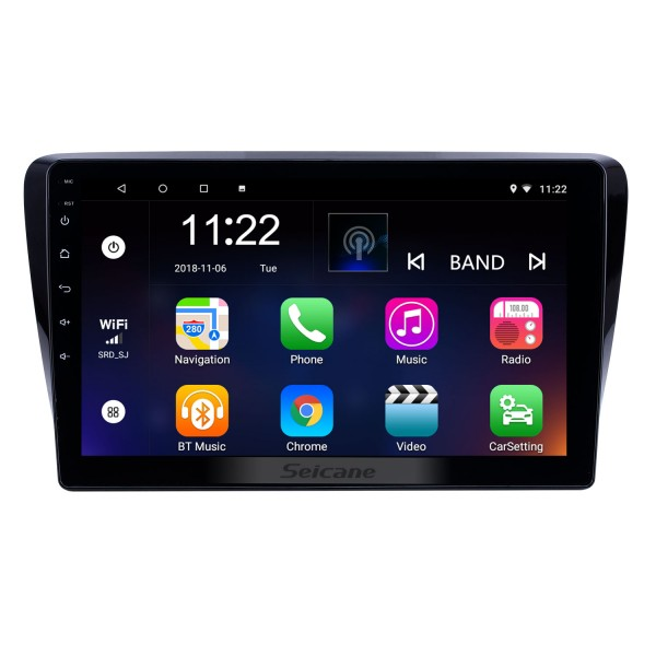 10.1 inch GPS Navigation Radio Android 10.0 for 2017-2019 Venucia M50V With HD Touchscreen Bluetooth support Carplay Backup camera