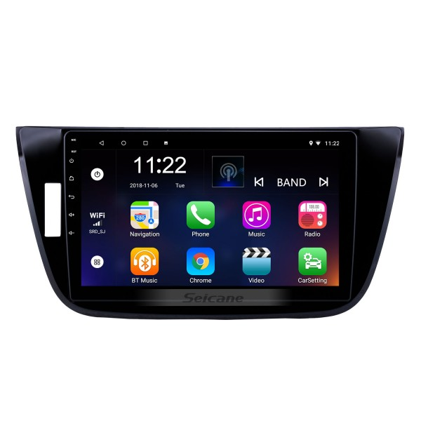 10.1 inch Android 10.0 HD Touchscreen GPS Navigation Radio for 2017-2018 Changan LingXuan with Bluetooth support Carplay Mirror Link