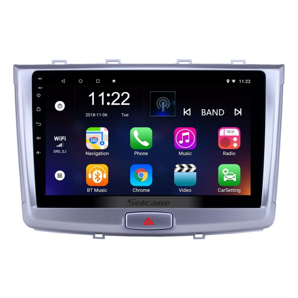 10.1 inch Android 10.0 HD Touchscreen GPS Navigation Radio for 2017 Great Wall Haval H6 with Bluetooth USB WIFI AUX support Carplay SWC Mirror Link