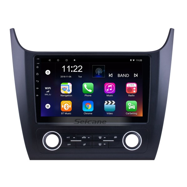 HD Touchscreen 10.1 inch for 2019 Changan Cosmos Manual A/C Radio Android 10.0 GPS Navigation System with Bluetooth support Carplay DAB+