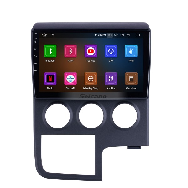 HD Touchscreen for 2019 Toyota Hiace RHD Radio Android 10.0 10.1 inch GPS Navigation System Bluetooth Carplay support DAB+