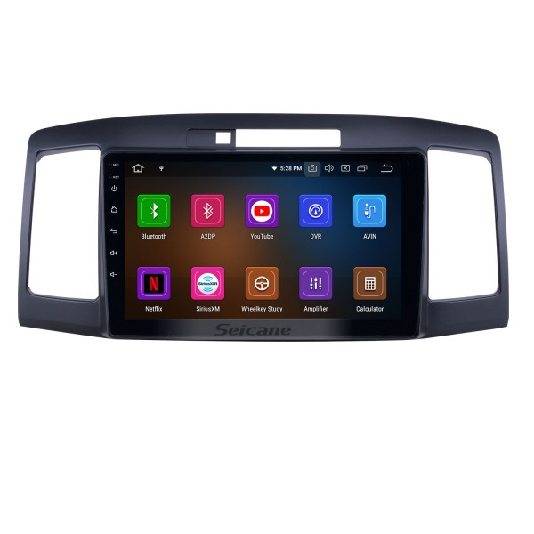 9 inch 2001-2007 Toyota Allion 240 Android 10.0 GPS Navigation Radio WIFI Bluetooth HD Touchscreen Carplay support Mirror Link