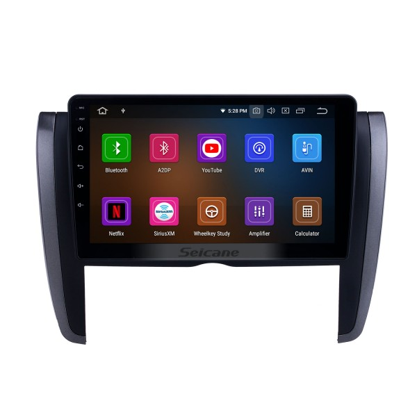 OEM 9 inch Android 10.0 Radio for 2007-2015 Toyota Allion Bluetooth HD Touchscreen GPS Navigation Carplay support TPMS