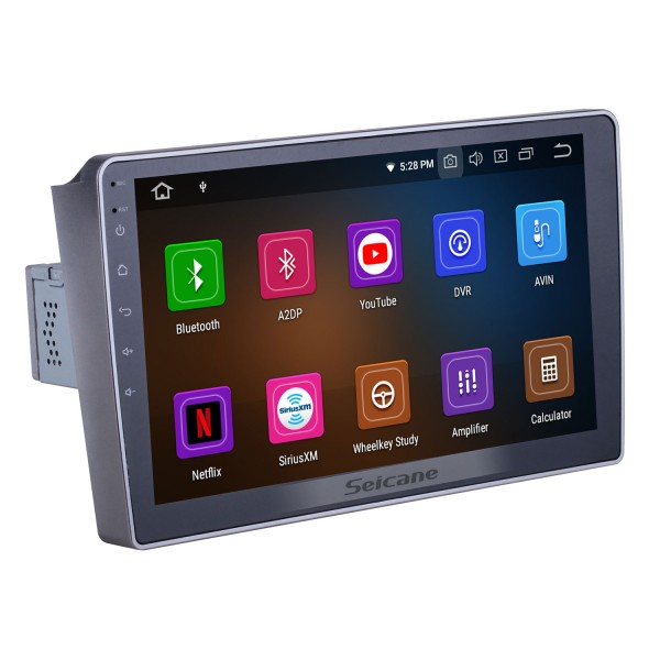 OEM 10.1 inch Android 10.0 for 2007 2008 2009-2012 Lifan 520 Radio Bluetooth HD Touchscreen GPS Navigation System Carplay support OBD2