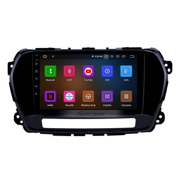 HD Touchscreen 2011-2015 Great Wall Wingle 5 Android 10.0 9 inch GPS Navigation Radio Bluetooth AUX Carplay support Rear camera