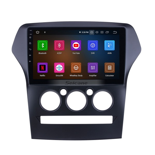 10.1 inch For 2011 JMC Old Yusheng Radio Android 10.0 GPS Navigation Bluetooth HD Touchscreen Carplay support OBD2