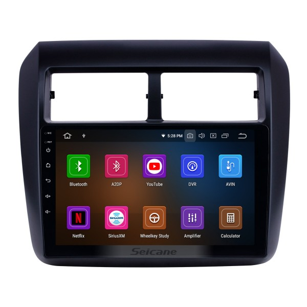 2013-2019 Toyota AGYA/WIGO Touchscreen Android 10.0 9 inch GPS Navigation Radio Bluetooth Multimedia Player Carplay Music AUX support Backup camera 1080P