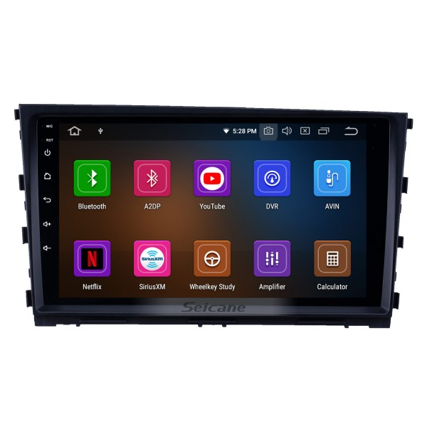 Android 10.0 9 inch GPS Navigation Radio for 2013-2016 Hyundai MISTRA with HD Touchscreen Carplay Bluetooth WIFI USB AUX support Mirror Link OBD2 SWC