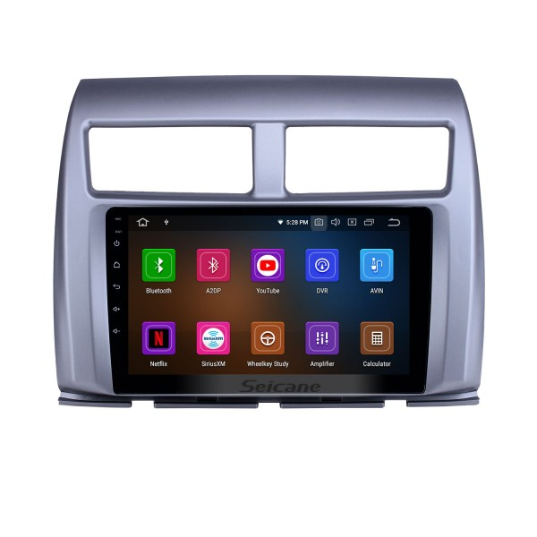 HD Touchscreen 2015-2017 Proton Myvi Android 10.0 9 inch GPS Navigation Radio Bluetooth WIFI AUX USB Carplay support DAB+ DVR OBD2