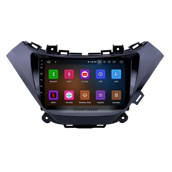 HD Touchscreen 2015-2016 chevy Chevrolet malibu Android 10.0 9 inch GPS Navigation Radio Bluetooth USB Carplay WIFI AUX support DAB+ Steering Wheel Control