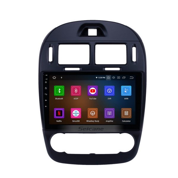 10.1 inch Android 10.0 Radio for 2017-2019 Kia Cerato Auto A/C Bluetooth Wifi HD Touchscreen GPS Navigation Carplay USB support DVR OBD2 Rearview camera
