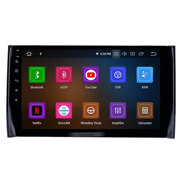 10.1 inch 2017-2018 Skoda Diack Android 10.0 GPS Navigation Radio Bluetooth HD Touchscreen WIFI AUX Carplay support 1080P Video