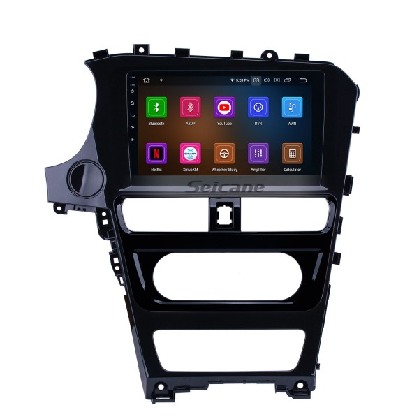 HD Touchscreen 2018-2019 Venucia T70 Low Version Android 10.0 10.1 inch GPS Navigation Radio Bluetooth AUX Carplay support Rear camera