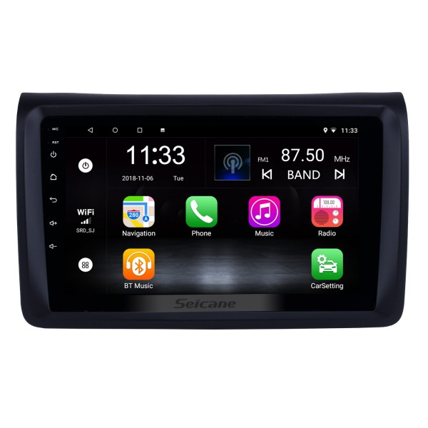 9 inch Android 10.0 HD Touchscreen auto Radio for NISSAN NV350 with GPS Navigation Bluetooth Wifi Link USB FM support Rear view camera DVR SCW