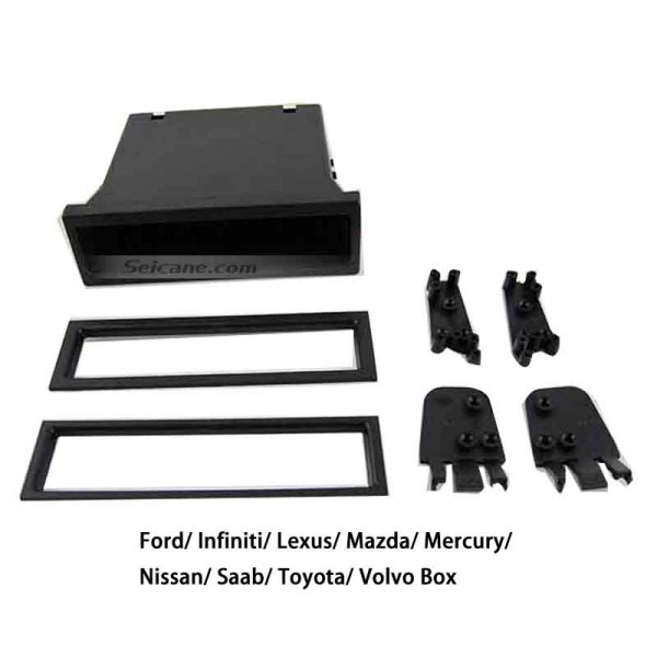 Top Insert Storage Content Container Free Box Shelf for Ford/ Infiniti/ Lexus/ Mazda/ Mercury/ Nissan/ Saab/ Toyota/ Volvo