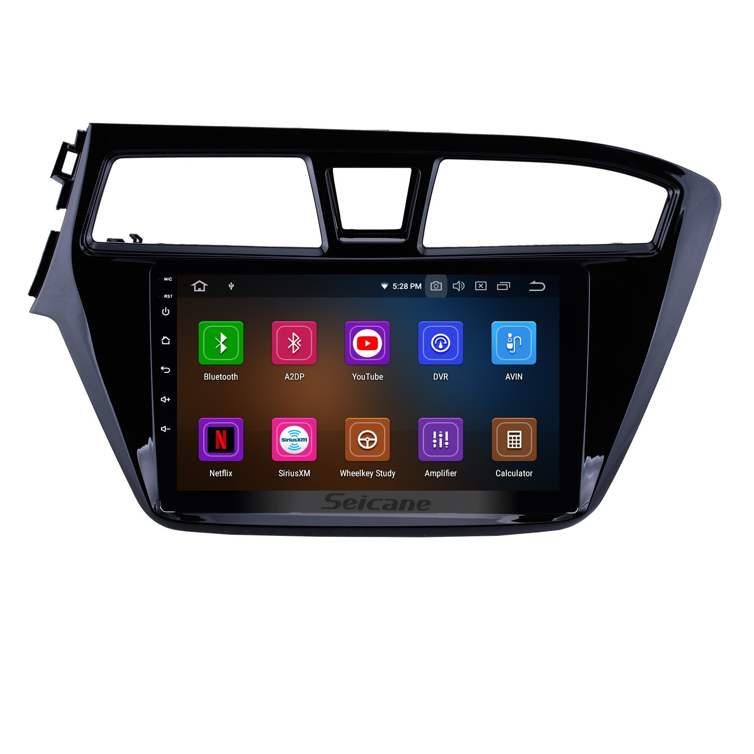 Aftermarket Android 9 0 navigation system Radio for 2014 2015