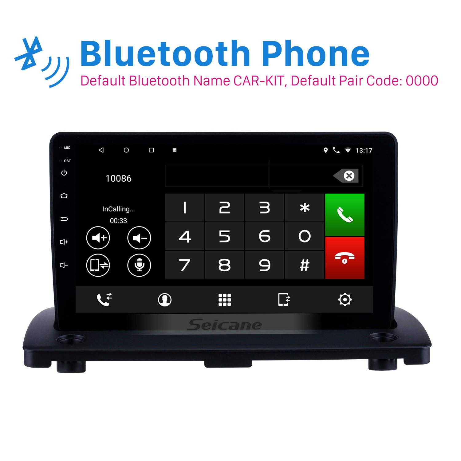 2004-2014 Volvo XC90 Android 8 1 9 inch HD Touchscreen Radio GPS