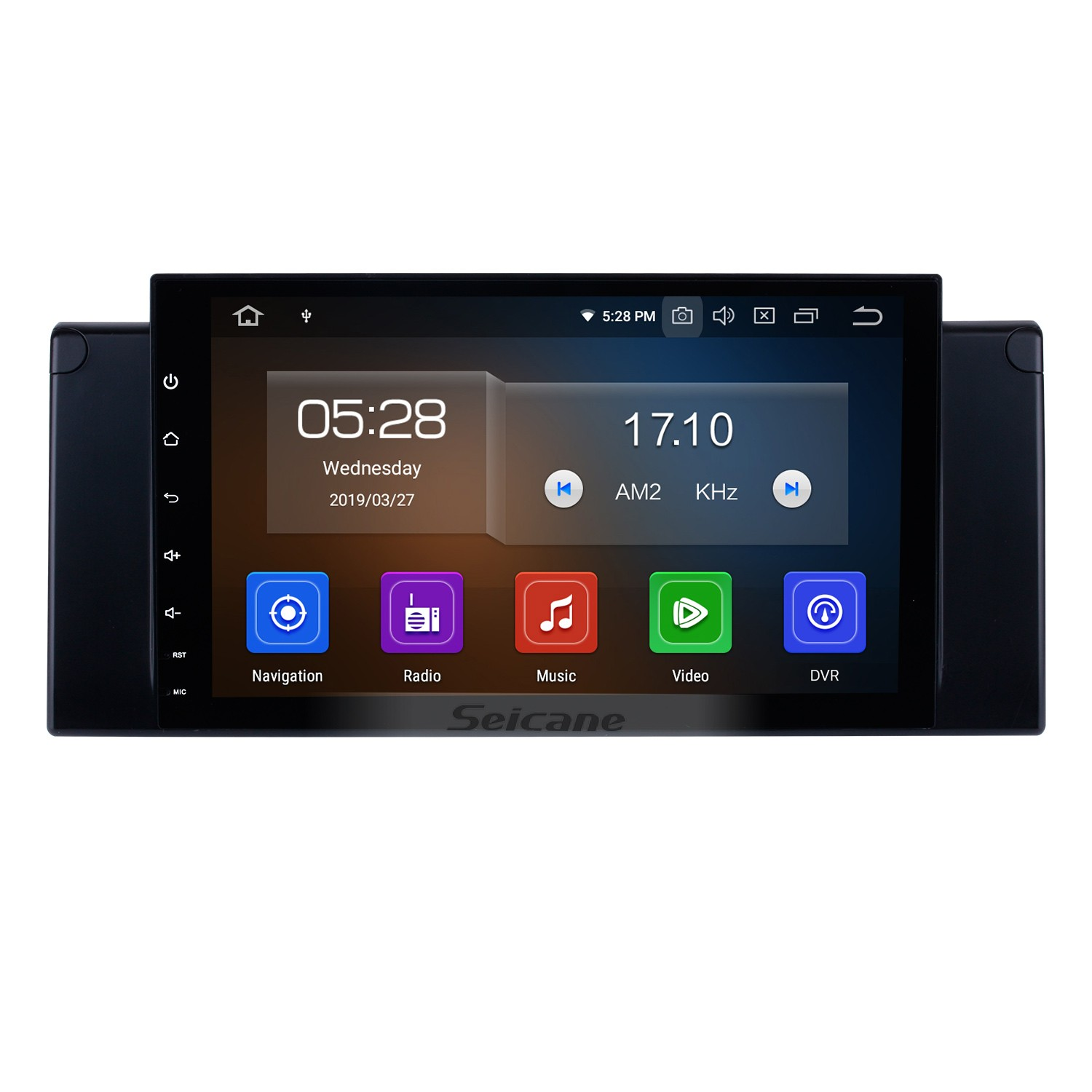 9 inch Android 9 0 Sat Nav Stereo for 1996-2003 BMW 5 Series E39