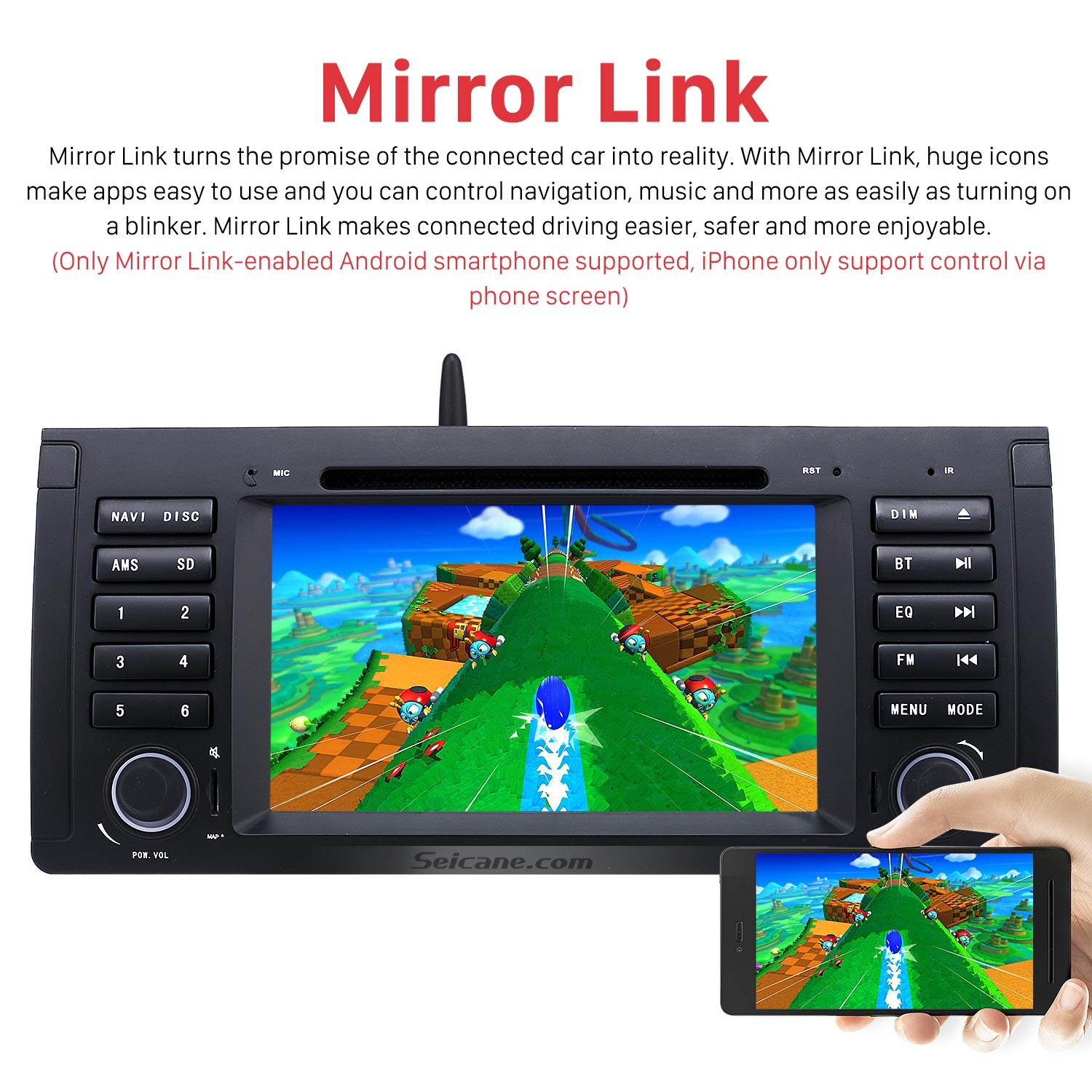 Android 9 0 Car Dvd Player For Bmw M5 With Gps Radio Tv Bluetooth