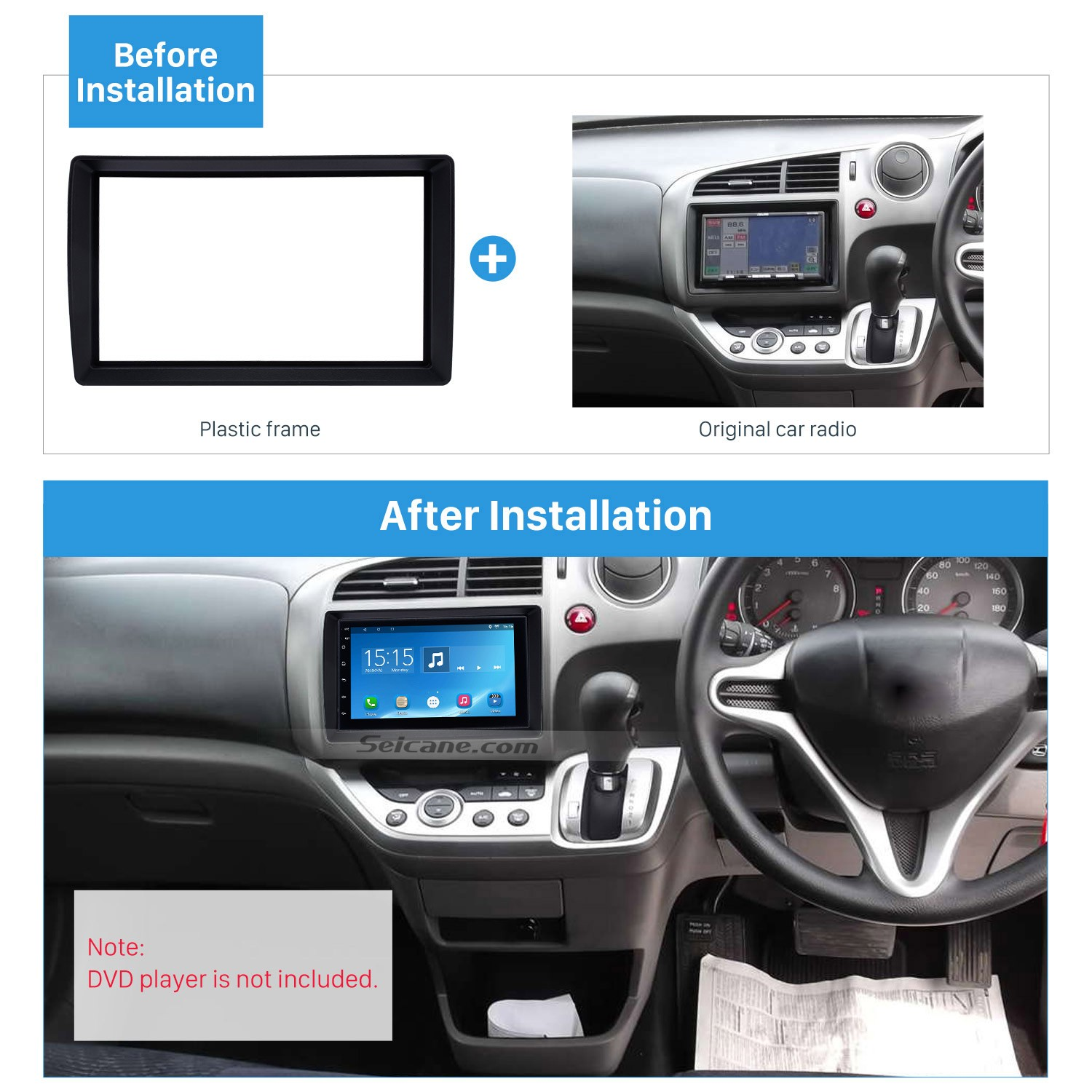 Professional Double Din 2009