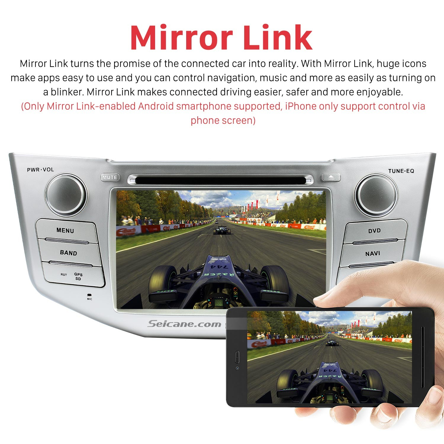 Android 8 0 GPS Radio GPS Navigation System for 2004-2010 Lexus RX