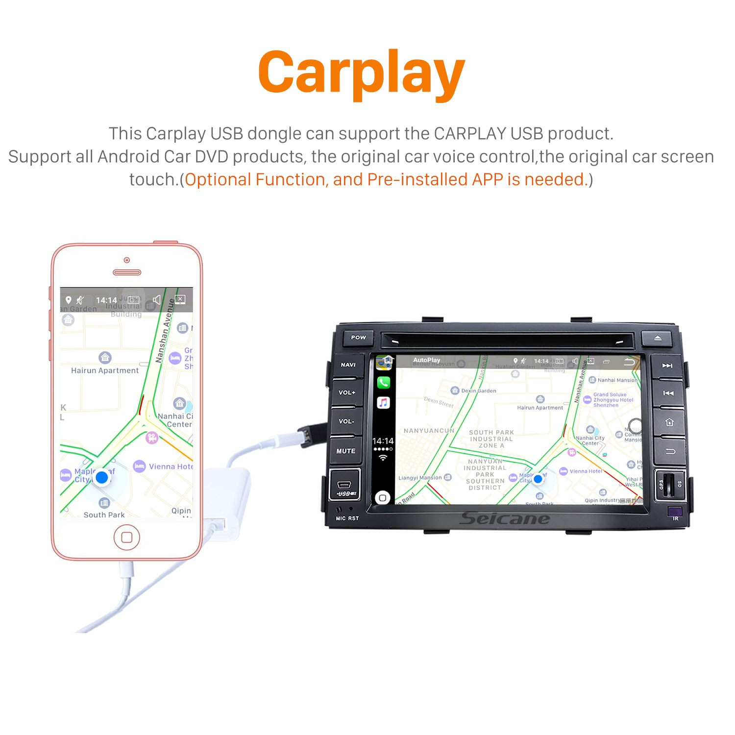 Android 8 1 Radio Stereo Bluetooth GPS Navigation DVD Player for