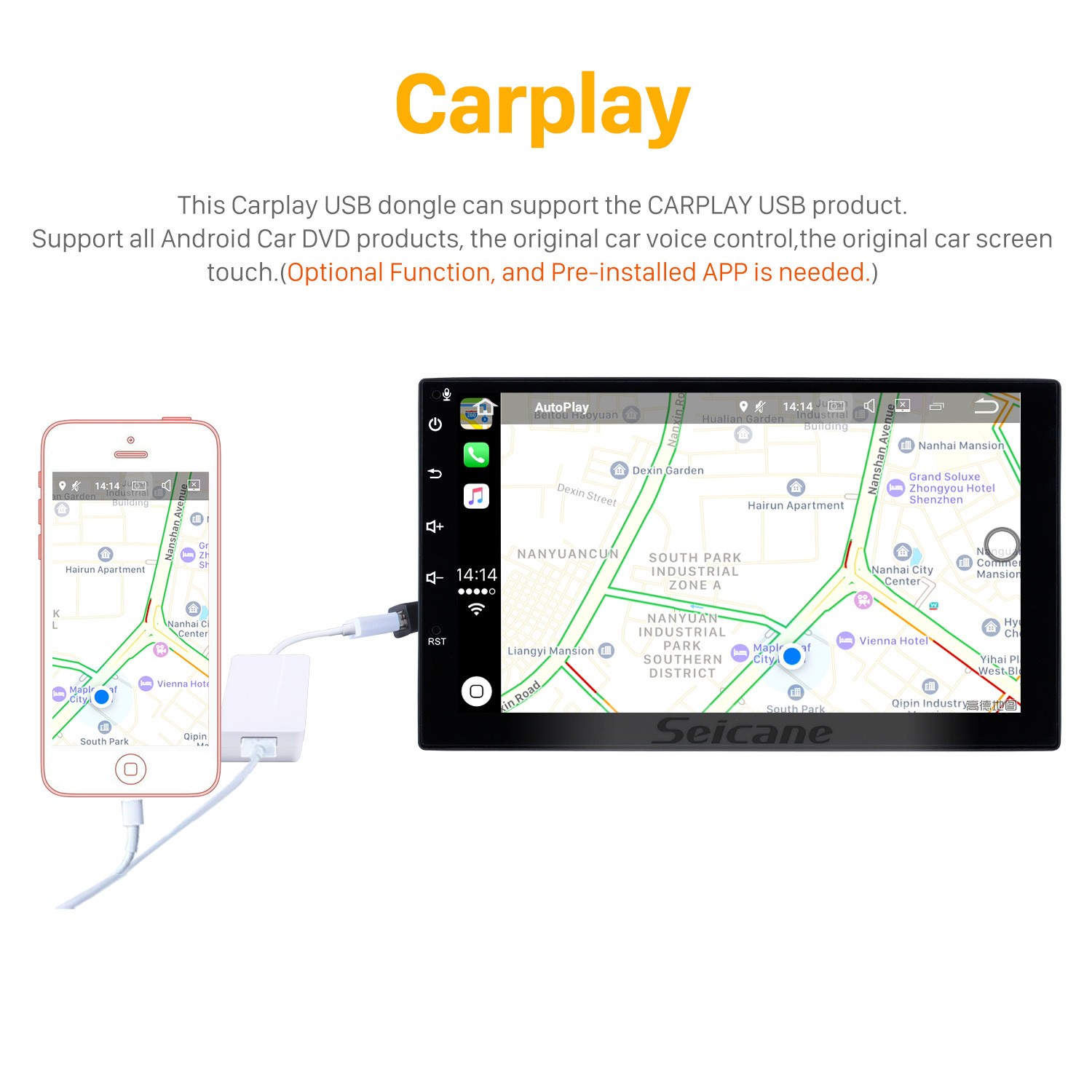 10 25 inch HD Touchscreen GPS Navigation Radio for 2013 2014
