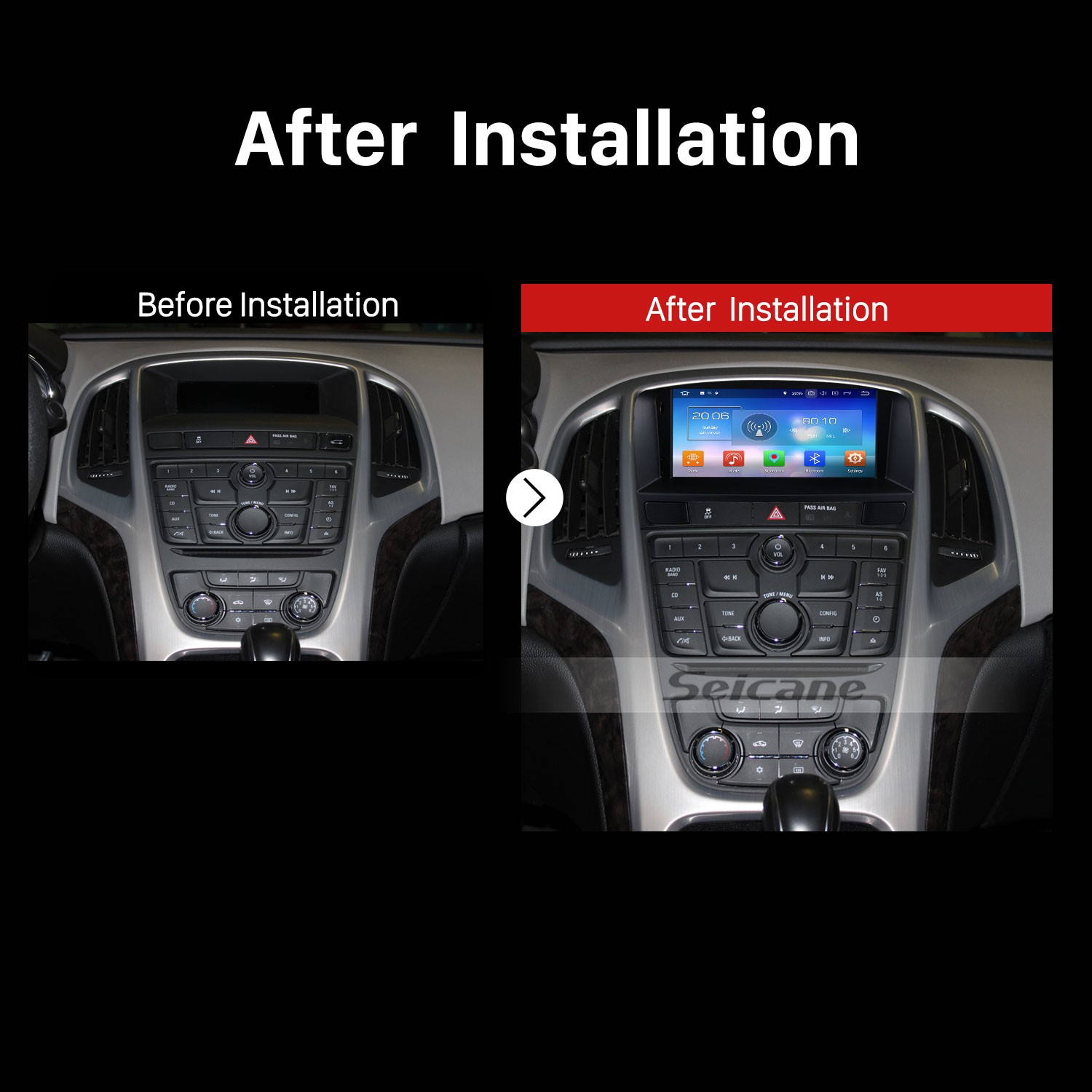 wiring android 8 0 radio gps audio system for 2012-2015 buick verano  with on cadillac cts